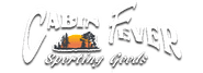 Cabin Fever Sporting Goods Logo